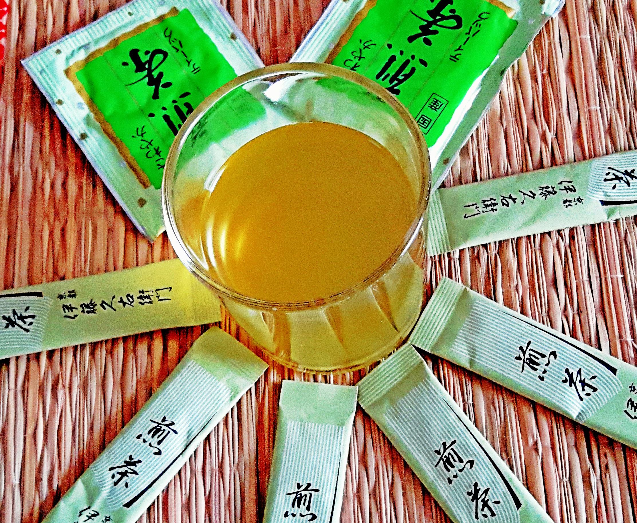 Japanese green tea culture