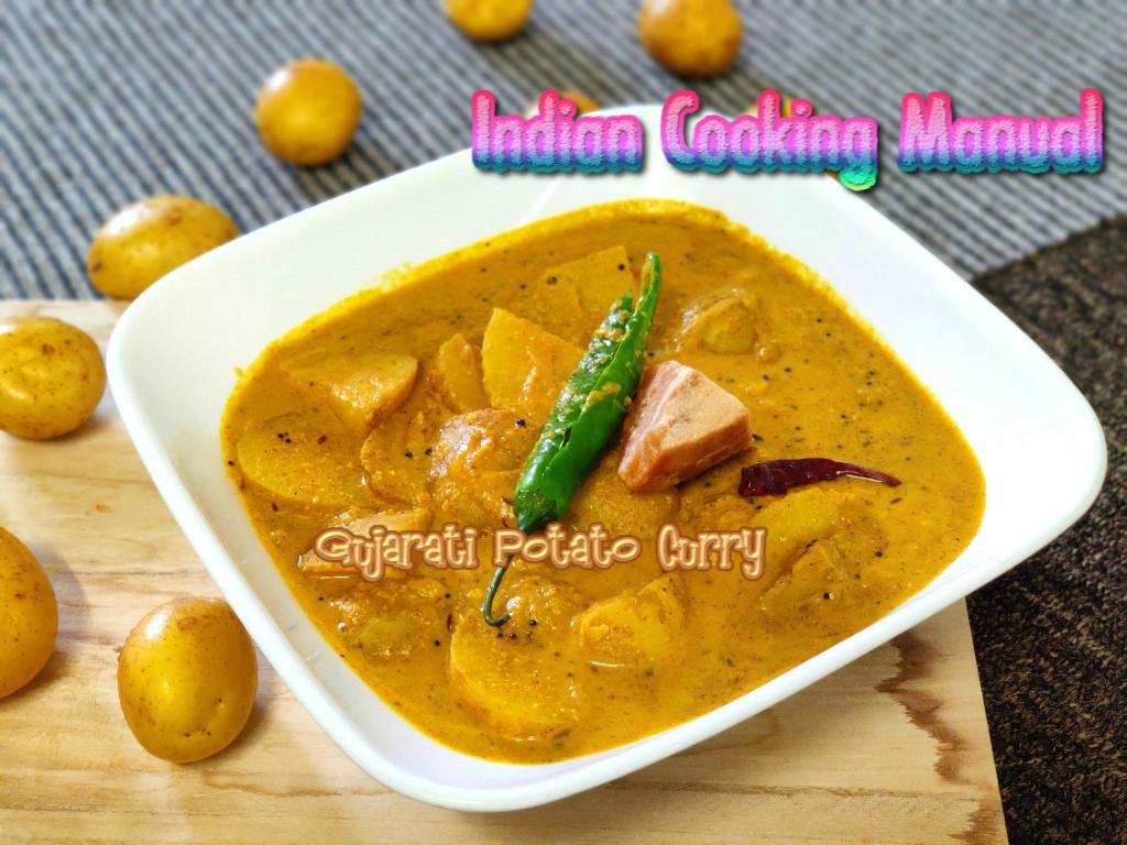 Gujarati Potato Curry