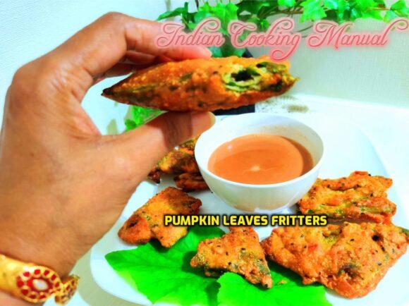 Pumpkin-leaf Fritters
